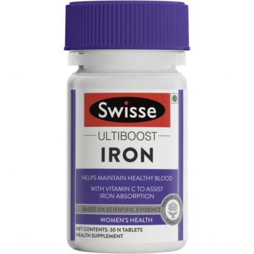 Swisse UB Iron 30 Tablets