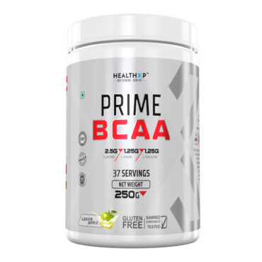 HealthXP Prime BCAA_Green Apple