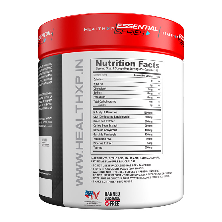 HealthXP Thermo Burn 300g-1