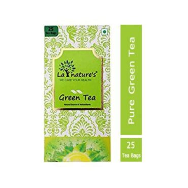 La Nature's Green Tea1