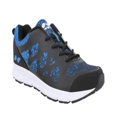 Nivia Arnold Running Shoes For Men black blue