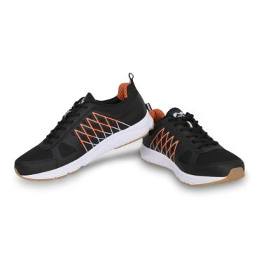 Nivia Snake 2.0 Running Shoes For Men BLACK