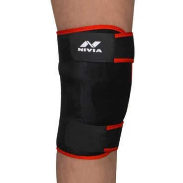 Nivia Sportho Knee Support (Black)