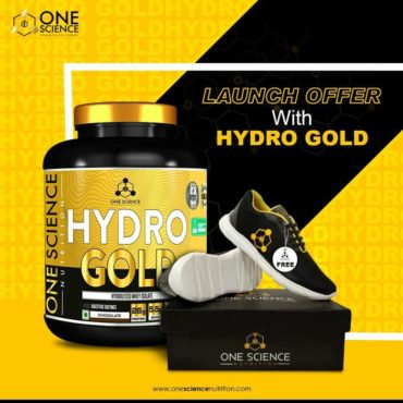 One science Hydro Gold whey5lb