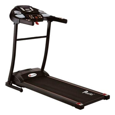 Powermax Fitness TDM-97 1.5HP Light Weight Foldable Motorized Treadmill for your fitness workout at home
