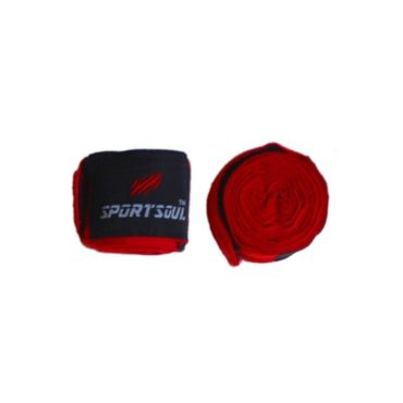 SportSoul Stretchable Hand Wraps 108 inches (1 Pair)