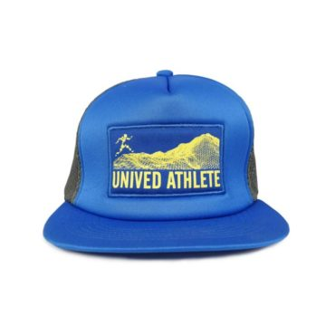 Unived Trucker Hat Blue