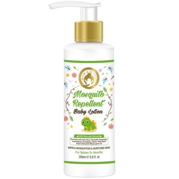 Mom & World Baby Mosquito Repellent Baby Lotion 200ml