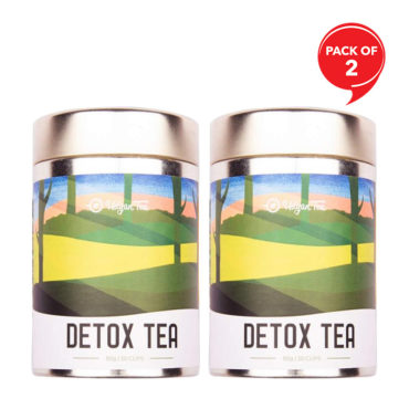 Udyan Tea Detox Tea 50 gm (Pack of 2)