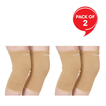 Strauss Knee Cap Support Pair-(Pack of 2)
