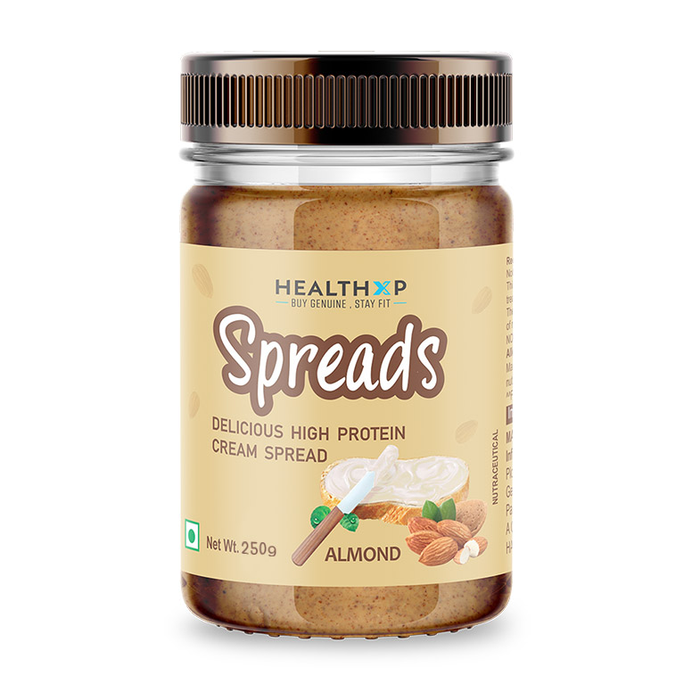 HealthXP Spreads 250g Almond