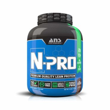 ANS Performance N-PRO Premium Quality Lean Protein 4 lbs