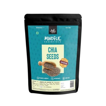 EAT Anytime Mindful Chia Seeds For Weight Loss 400g-1