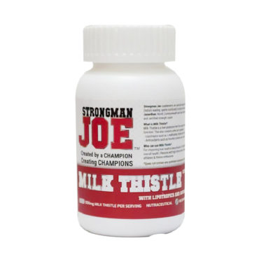Strongman Joe Milk Thistle 60 Tablets