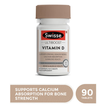 Swisse UB Vitamin D 90 Tablets