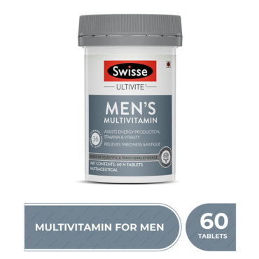 Swisse Ultivite Mens Multivitamin 60 Tablets-