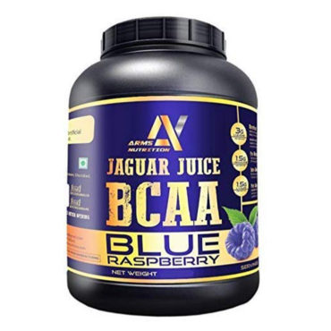 Arms-Nutrition-Jaguar-Juice-BCAA-200gm-Tropical-Orange