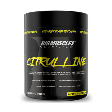 Big Muscles Nutrition Citrulline Malate 50 Servings