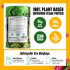 Big Muscles Nutrition Organic Plant Based Protein-1