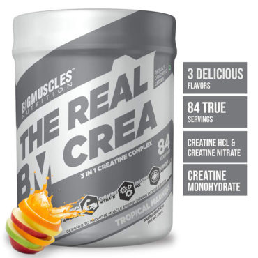 Big Muscles Nutrition The Real Crea