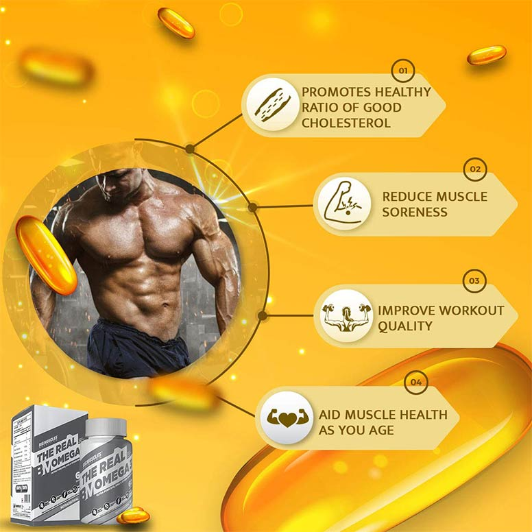 Bigmuscles Nutrition Omega-3 Fish Oil Triple Strength 60 caps-4