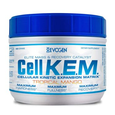 Evogen-Cell-K.E.M-(Tropical-Mango)-40-Servings-front