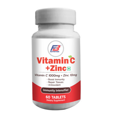 FB Nutrition Vitamin C+Zinc 60 Tablets