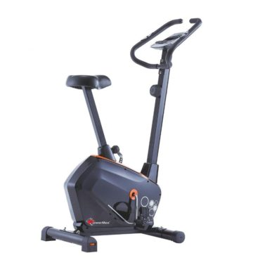 Powermax Fitness BU-600 Magnetic Upright Bike for home use