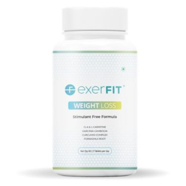 exerFIT Weight Loss Tablets 60 tabs
