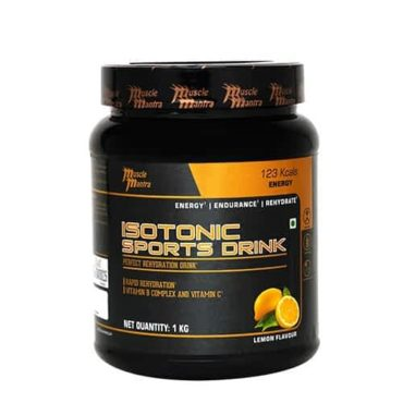 Musclemantra ISOTONIC-LMN-1kg