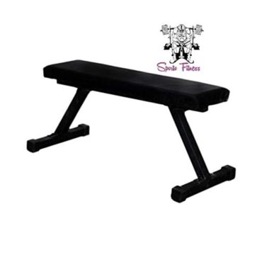 Sporto Fitness Flat Bench Workout Utility Bench 2X2 Legs