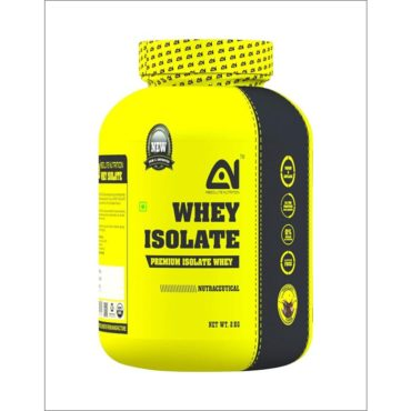 Absolute Nutrition 100% Whey Isolate Protein Powder with Digestive Enzymes 2Kg2