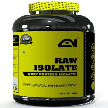 Absolute Nutrition Raw Isolate 2Kg Unflavoured