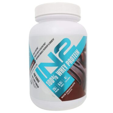 IN2 100% Whey Protein 1kg Rich Chocolate front