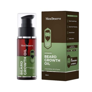 Men Deserve Advanced Beard Growth Oil 50ml (1)