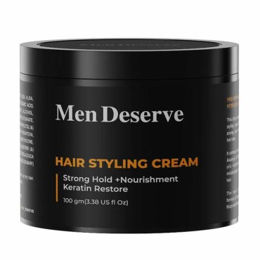 Men Deserve Hair Styling Cream 100gm