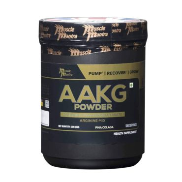 Muscle Mantra AAKG Pina Colada 300g1