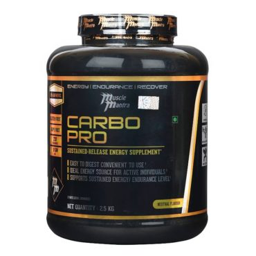Muscle Mantra Carbo Pro 2.5kg1