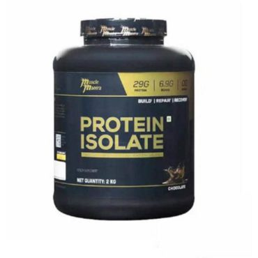 Muscle Mantra Protein Isolate 2kg