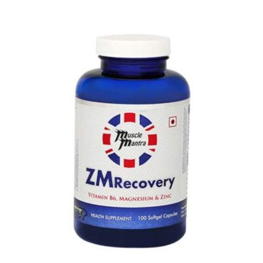 Muscle Mantra ZM Recovery 100 Softgel Capsules