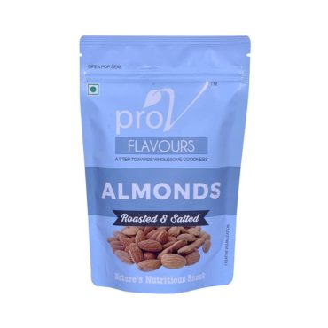 Prov Roasted Salted Almond 200gm