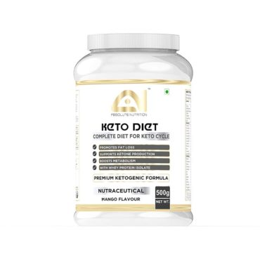 Absolute Keto Diet Mango and Butterscotch Flavour 1kg