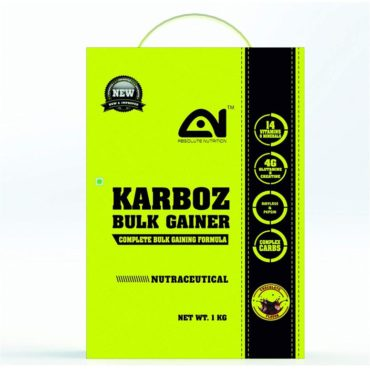 Absolute Nutrition Karboz Bulk Gainer Powder Chocolate