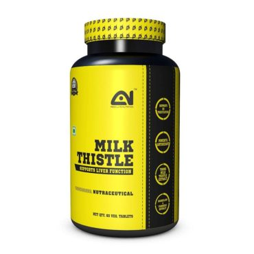 Absolute Nutrition Milk Thistle 60 Tablets