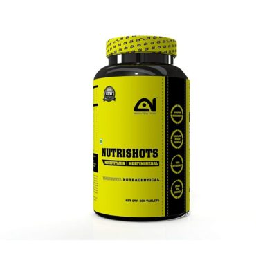 Absolute Nutrition Nutrishots 60 Tablets1