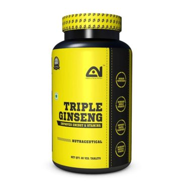 Absolute Nutrition Triple Ginseng 60 capsules