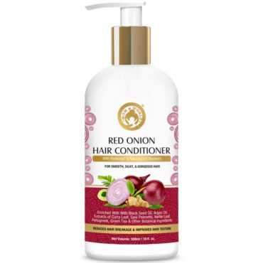 Mom & World Red Onion Hair Conditioner 300ml front