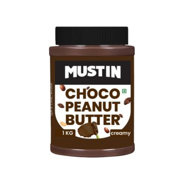 Mustin Chocolate Peanut Butter 1kg2