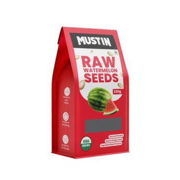 Mustin Raw Watermelon Seeds 330g
