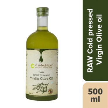 Pure Nutrition Extra Virgin Olive Oil 500ml front